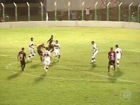 Atlético-GO vence Flamengo-PI na estreia da Copa do Brasil - Atlético-GO vence Flamengo-PI na estreia da Copa do Brasil