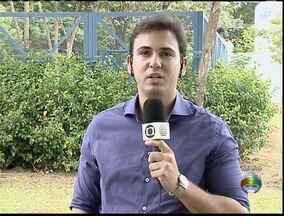 Polícia procura por quatro homens acusados de tentar arrombar caixa eletrônico - Tentativa foi na Prefeitura de Euclides da Cunha Paulista; bandidos assaltaram vigia.