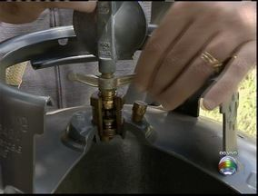 Corpo de Bombeiros realiza campanha para uso seguro de fogões - Veja como evitar acidentes.