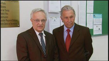 Após cassação, Silas Pereira é diplomado prefeito de Lavras, MG - Após cassação, Silas Pereira é diplomado prefeito de Lavras, MG