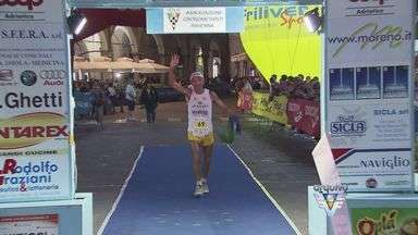 Valmir Nunes conquista medalha de prata em torneio nos EUA - Ultramaratonista é referência no esporte