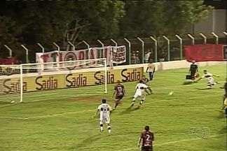 Atlético-GO vence Flamengo-PI na Copa do Brasil - Dragão faz 1 a 0 com gol de Júnior Viçosa, mas não elimina jogo.