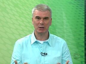 Maurício Saraiva fala sobre a vitória do Inter na Copa do Brasil - Time venceu o Remo por 6 a 1.