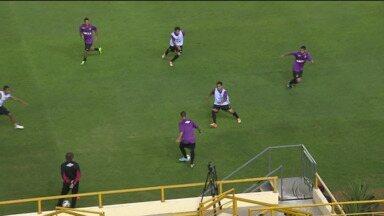 Atlético aposta no aniversariante do dia para conquistar vitória no Peru - Ederson completa 25 anos e volta a jogar em Lima, onde já marcou gol nesta edição da Libertadores