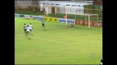 Tupi-MG vence Juazeiro fora e elimina jogo de volta na Copa do Brasil - Time mineiro faz 2 a 0 pela primeira fase da competição com gols em cobranças de falta, elimina segundo jogo e se prepara para a etapa seguinte da competição