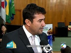Vereador é contra a obra de ampliação do prédio da Câmara em Uberlândia - Helvico Andrade afirma que o investimento pode ser muito alto em um momento de crise.