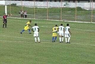 Socorrense empata por 1 a 1 em jogo contra o Amadense - A partida foi pelo Campeonato Sergipano e o Socorrense é o 5º colocado na tabela de classificação do estadual com 7 pontos.