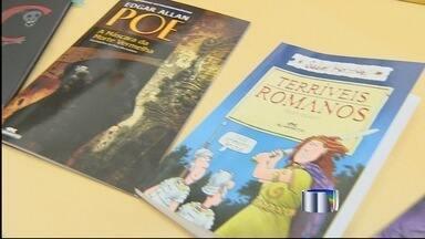 Kits de livros comprados pela Prefeitura de Taubaté preocupa pais de alunos - Conteúdo de pelo menos quatro obras desse kit, que custou R$ 9 milhões no total, desagradou os pais.