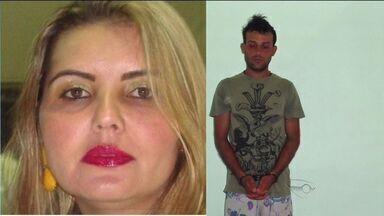 Suspeito de matar empresária que desapareceu é preso no ES - Rosilene Delpupo, de 33 anos estava desaparecida desde o dia 20 de fevereiro. O ex-namorado de Rosilene, o ajudante de pedreiro Paulo Henrique Moreira confessou o crime e foi preso.