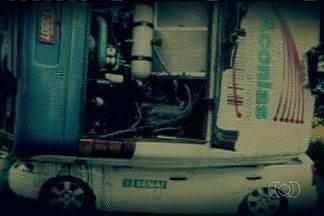 Série 'Eu sobrevivi' conta como dois instrutores conseguiram sair vivos de acidente em GO - Após colisão, eles estiveram debaixo de duas toneladas, mas saíram com ferimentos leves.