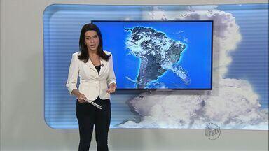 Confira a previsão do tempo para esta sexta-feira (14) em Ribeirão Preto, SP - Em Barretos, SP, os termômetros ficam entre 20ºC e 31ºC.