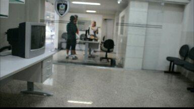 JPB2JP: Policial Rodoviário Federal teve o apartamento invadido - Ele disse que levaram duas armas.