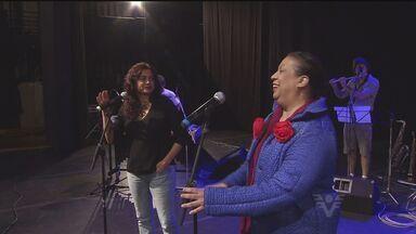 Maria Alcina se apresenta no Sesc, em Santos - Cantora tem uma das vozes mais populares da música brasileira.