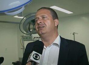 Governador Eduardo Campos visita Agreste de Pernambuco - Governador esteve nos municípios de Bom Conselho e de Garanhuns.