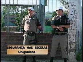 Patrulha Escolas volta a ser feita em Uruguaiana, RS - Quase 20 mil alunos voltam a contar com a segurança extra.