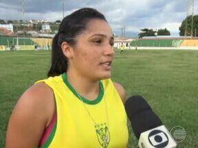 Técnico do Picos aproveita adiamento para treinar jogadoras - Técnico do Picos aproveita adiamento para treinar jogadoras