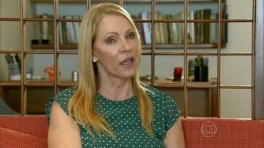 Psicóloga aconselha fazer terapia de casal na hora de lidar com 'ex' - Tereza Erthal diz estar acostumada com ex problemáticos