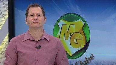 Bob Faria apresenta os destaques do MG Esporte Clube deste domingo - Bob Faria apresenta os destaques do MG Esporte Clube deste domingo