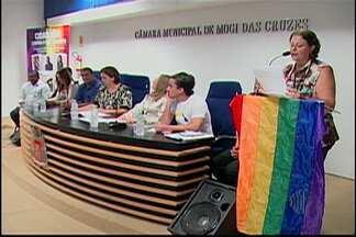 Mogi faz audiência para criação do Conselho da Diversidade Sexual - Entidade vai criar e fiscalizar políticas públicas para comunidade gay. Evento reuniu propostas na noite de quinta na Câmara Municipal.