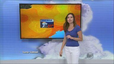 Confira a previsão do tempo no Sul de Minas para essa sexta-feira (14) - Confira a previsão do tempo no Sul de Minas para essa sexta-feira (14)