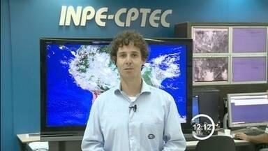Meteorologista do Cptec/Inpe explica como será o fim de semana - Giovanni Dolif fala sobre o tempo no fim de semana nas cidades da região.