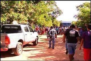 Homem morre atropelado na zona rural da cidade do Crato - Segundo testemunhas, o homem foi atingido por um ônibus escolar.