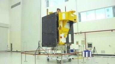 Brasil confirma para dezembro o lançamento do satélite Cbers-4 - Segundo Agência Espacial Brasileira, produção do satélite já foi iniciada. Projeto foi adiantado após fracasso no lançamento do Cbers-3.