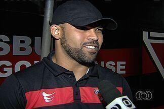 Atlético-GO retorna após vitória no Piauí - Dragão venceu o Flamengo-PI na última quarta-feira e agora pensa em classificar no Campeonato Goiano.