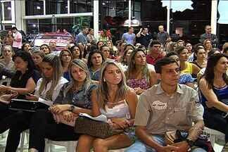 Congresso técnico reúne participantes do Rally da Mulher - Competição será disputada sábado, em Goiânia, e terá duração de aproximadamente 9 horas.