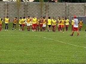 Jovens do Uberaba Sport disputam copa regional em preparação para o profissional - Sem calendário no primeiro semestre, clube investe na formação dos garotos que disputam campeonato da Liga Uberabense de Futebol