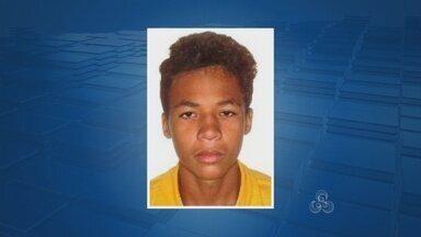 Polícia continua investigações sobre a morte de um adolescente - Suspeito do crime está foragido.