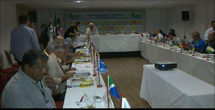 Ary Graça renuncia à presidência da CBV - Carta de renúncia é apresentada durante assembleia realizada em João Pessoa.