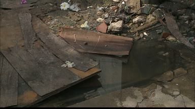 JPB2JP: As consequências da chuva forte na manhã desta sexta na Grande João Pessoa - Casas e ruas alagadas e a Lagoa transbordou.