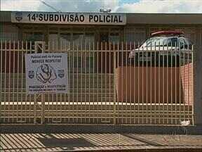 Polícia Civil paralisa parte das atividades em Guarapuava - O atendimento ao público e as investigações foram suspensos, mas os boletins de ocorrência puderam ser feitos pela internet.