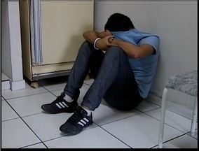 Homem é preso após assaltar uma loja de pneus em Ipatinga - Outro envolvido no assalto conseguiu fugir.