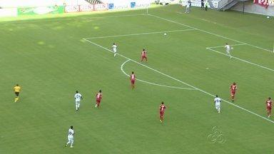 Fast e Princesa ficam no 0 a 0 na Arena da Amazônia, em Manaus - Partida teve público recorde do Estadual em 2014. Jogo de volta acontece no próximo sábado (22), no estádio Gilberto Mestrinho, em Manacapuru Manaus)