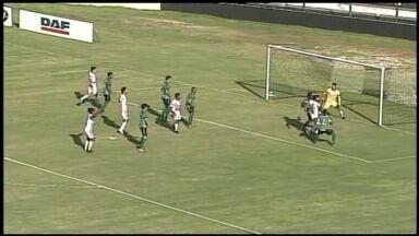 Veja o gol de Operário-PR 1 x 0 Arapongas pelo Torneio da Morte do Paranaense - Veja o gol de Operário-PR 1 x 0 Arapongas pelo Torneio da Morte do Paranaense