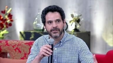 Bruno Garcia fala do transito: 'Da zona sul para o Projac mais que dobrou' - Convidados falam sobre problemas e tempo perdido no transito