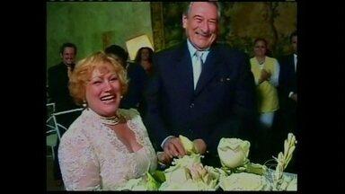 Deixamos nosso carinho para a família', diz Fátima sobre Paulo Goulart - Programa faz homenagem ao ator