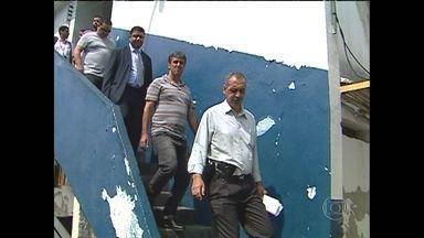 Coronel Djalma Beltrami é absolvido pela justiça - A justiça do Rio de Janeiro absolveu o coronel da PM Djalma |Beltrami, preso em 2011 acusado de receber propina para não reprimir o tráfico de drogas.