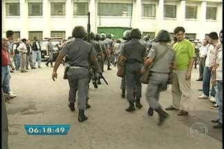 Quarta etapa do julgamento pelo massacre do Carandiru termina com 10 policiais condenados - Mais 10 policiais militares foram condenados a quase 100 anos de prisão pelo massacre do Carandiru, nesta quarta etapa do julgamento. Há mais uma etapa marcada para o dia 31 de março.