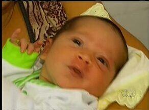 Mães recebem curso e aprendem dicas de como cuidar dos bebês, em hospital de Gurupi - Mães recebem curso e aprendem dicas de como cuidar dos bebês, em hospital de Gurupi