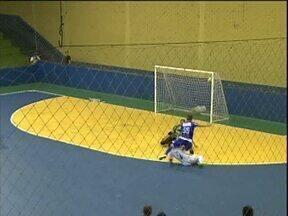 ACF perde a na estréia da chave ouro de futsal - O jogo foi contra o Foz Cataratas e o resultado não foi nada bom.