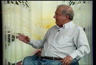 Presidente do Sindicato Rural de Montes Claros fala da situação da seca no Norte de Minas - Segundo Launton, seca no Norte de Minas é, provavelmente, a maior que a região já passou.