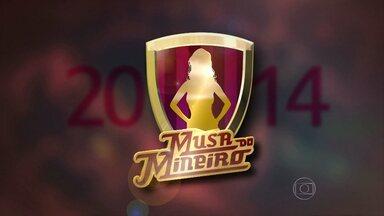 Vai até domingo a votação para as quatro finalistas do Musa do Mineiro e 2014 - Vai até domingo a votação para as quatro finalistas do Musa do Mineiro e 2014