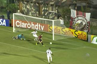 Confira como foi a partida entre Vitória e J.Malucelli - Os dois times se enfrentaram na quarta-feira (19), pela Copa do Brasil, e teve até coelho no campo bem na hora da cobrança do pênaulti.