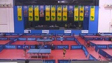 Copa Latino Americana de Tênis de Mesa começa nesta quinta, em Manaus - Competição segue até o fim de semana, no Studio 5, Zona Sul da cidade.