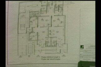 """A falta de um posto de IGP em Bagé foi tema da série de reportagem """"Ficou pra quando?"""" - O projeto para a construção de um posto do Instituto Geral de Perícias existe desde 2010, mas até hoje não saiu do papel."""