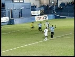 Social empata em 0 a 0 com o Montes Claros pelo Módulo II do Mineiro - Saci chegou a marcar um gol, mas Wander estava impedido.