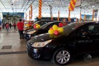 Feira de carros promete movimentar o final de semana em Salvador - A batalha entre as marcas é um evento apoiado pela Rede Bahia